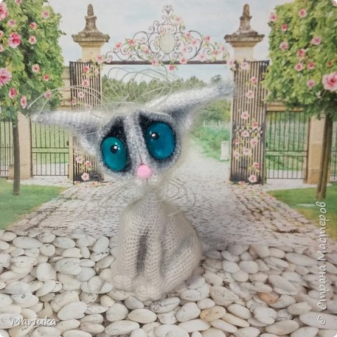Кошек много не бывает. Хочу представить на Ваш суд своих котов по описанию Светланы Перцевой. фото 6