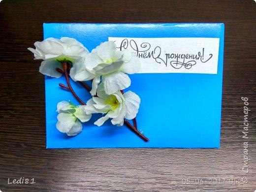 конверт для денег  фото 3