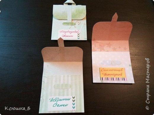 Сначала покажу свои портфельчики во всей красе, а затем небольшой МК по их созданию)  фото 6