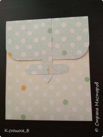 Сначала покажу свои портфельчики во всей красе, а затем небольшой МК по их созданию)  фото 14