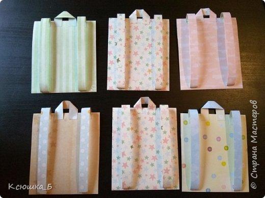 Сначала покажу свои портфельчики во всей красе, а затем небольшой МК по их созданию)  фото 5