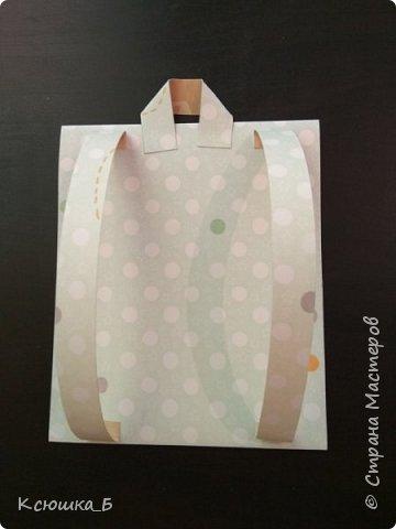 Сначала покажу свои портфельчики во всей красе, а затем небольшой МК по их созданию)  фото 17