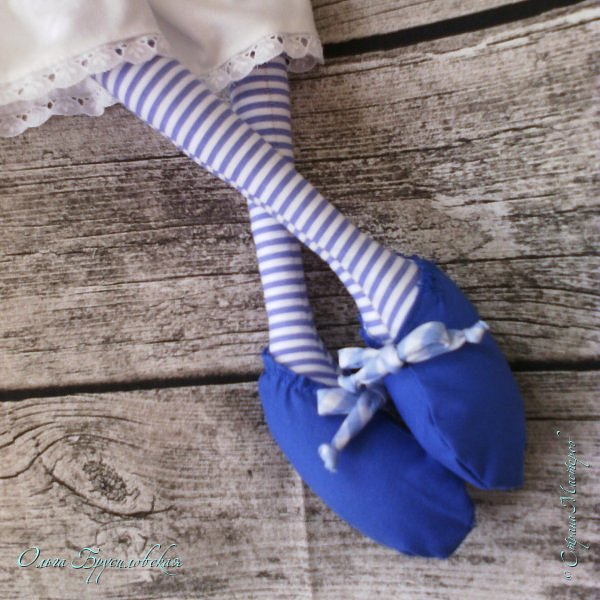 Привет всем в СМ!  Для участия в кукольном марафоне в Инстаграм по МК Светланы Хачиной сшила куклу-повара. фото 4