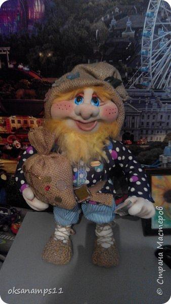 Интерьерные куклы Домовички фото 1