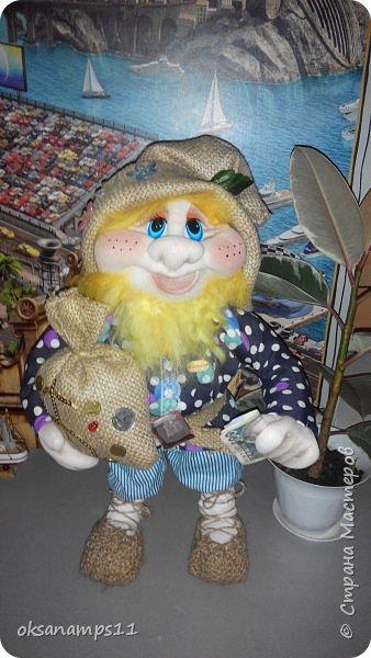 Интерьерные куклы Домовички фото 2