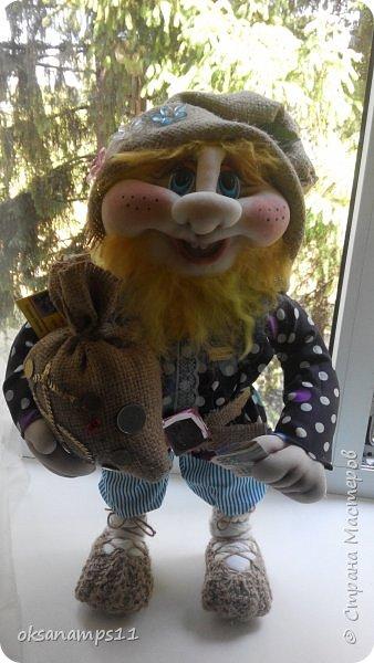Интерьерные куклы Домовички фото 3