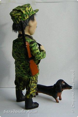 Охотник на барсуков. фото 3