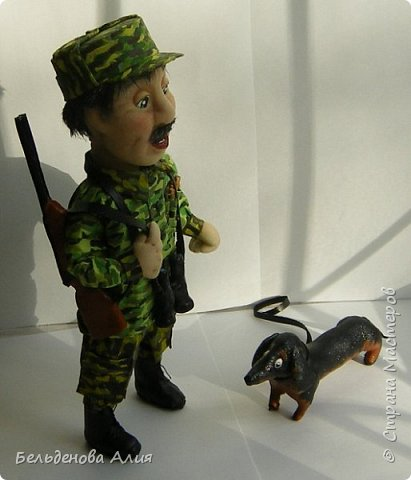 Охотник на барсуков. фото 5