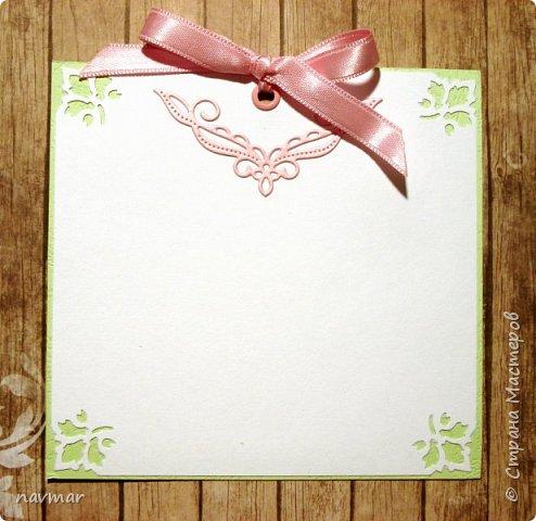Здравствуйте, друзья! Вот такая открытка у меня сложилась к юбилею одной милой женщины. фото 10
