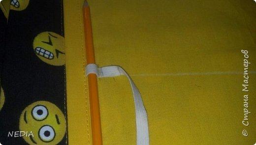 я взяла 2 ткани обычные, с размером в длину 22 см и в ширину 62 см. фото 15