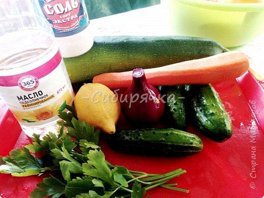 Доброго времени суток, мастера и мастерицы! Предлагаю Вам приготовить легкий летний салат из доступных ингредиентов. фото 2