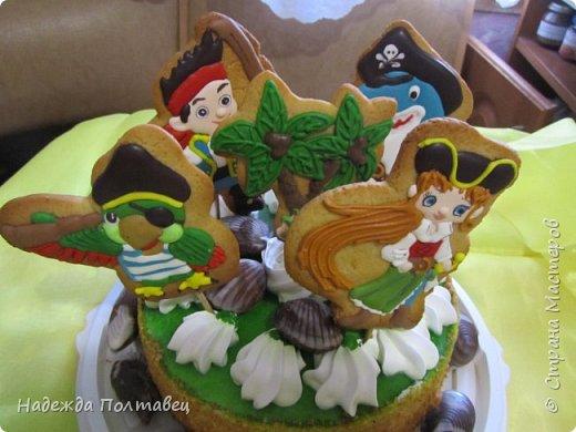 Наш торт. фото 1