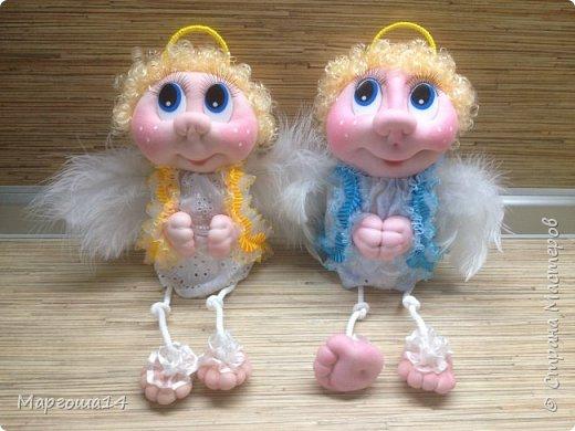 Здравствуйте,жители Страны Мастеров!!! Показываю мои новые работы. Куколки-обережки на лопатках по МК Марии Лариной. У всех куколок сделала разные глазки,поэтому они сильно отличаются друг от друга. У трёх куколок самодельные глазки,у последней - покупные. фото 9