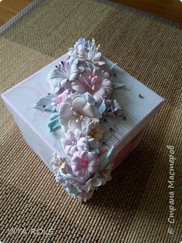 Коробочка с пожеланием. фото 2