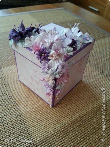 Сюрприз и немного цветы. фото 1