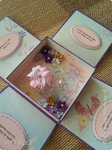 Сюрприз и немного цветы. фото 7