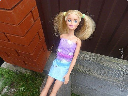 Всем привет! сегодня мы сдаём работу на  Летний конкурс от Кукляшка 12 (http://stranamasterov.ru/node/1103435?tid=2174) Рассказ пойдёт от лица Мэйбл. фото 1