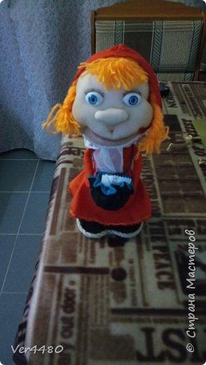 Кукла учитель  фото 9