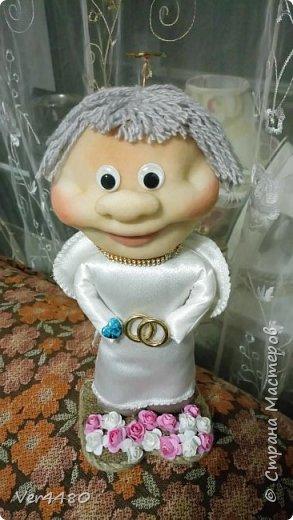 Кукла учитель  фото 7