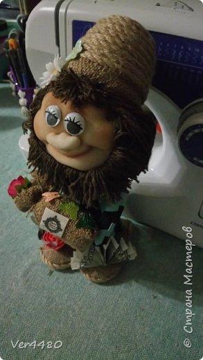 Кукла учитель  фото 5