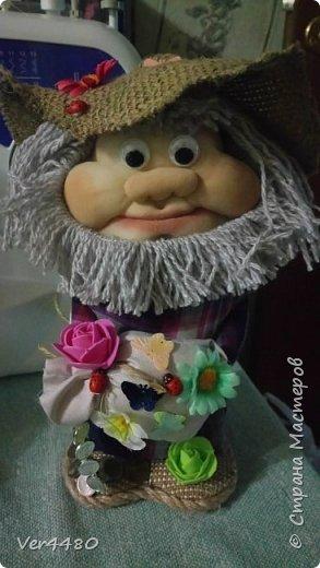 Кукла учитель  фото 6