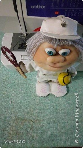 Кукла учитель  фото 11