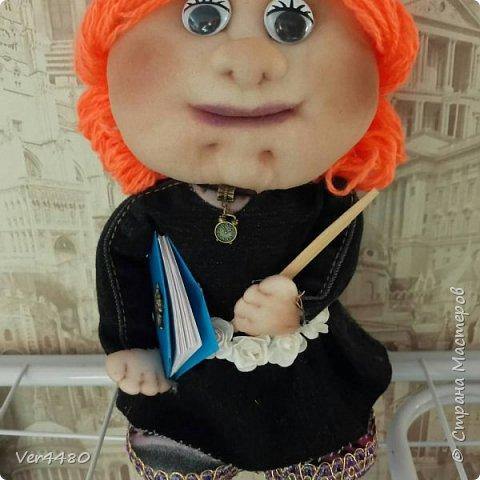 Кукла учитель  фото 1