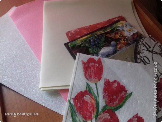 Привезла свекровь две посылочки. Первой открыла от Ларисы http://stranamasterov.ru/user/15420 фото 4