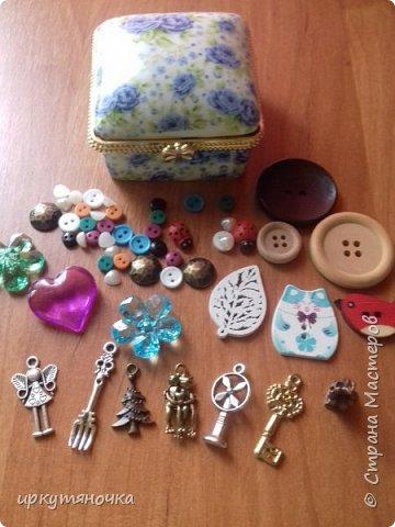 Привезла свекровь две посылочки. Первой открыла от Ларисы http://stranamasterov.ru/user/15420 фото 5