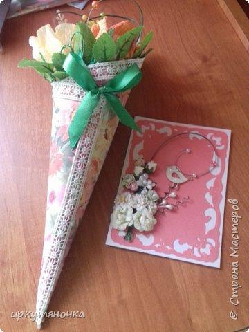 Привезла свекровь две посылочки. Первой открыла от Ларисы http://stranamasterov.ru/user/15420 фото 8