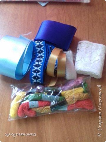 Привезла свекровь две посылочки. Первой открыла от Ларисы http://stranamasterov.ru/user/15420 фото 11