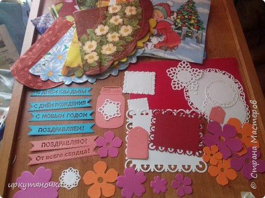 Привезла свекровь две посылочки. Первой открыла от Ларисы http://stranamasterov.ru/user/15420 фото 12