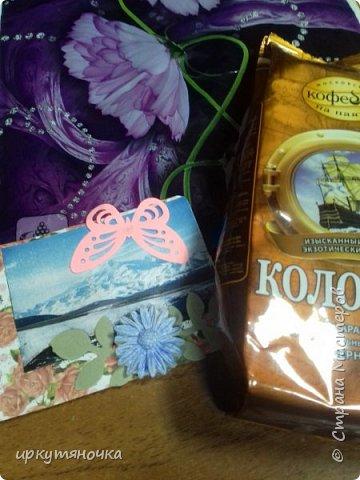 Вот столько подарочков отправила мне Региночка http://stranamasterov.ru/user/275361. Столько нужного и полезного спасибо, тебе моя хорошая.  Все очень-очень понравилось, было упаковано в отдельный красивый пакетик. фото 6