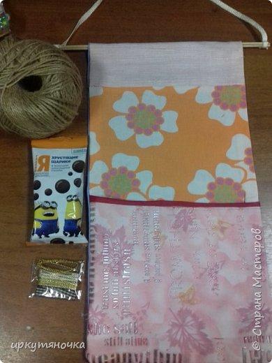 Вот столько подарочков отправила мне Региночка http://stranamasterov.ru/user/275361. Столько нужного и полезного спасибо, тебе моя хорошая.  Все очень-очень понравилось, было упаковано в отдельный красивый пакетик. фото 12