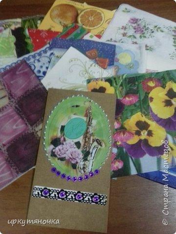 Вот столько подарочков отправила мне Региночка http://stranamasterov.ru/user/275361. Столько нужного и полезного спасибо, тебе моя хорошая.  Все очень-очень понравилось, было упаковано в отдельный красивый пакетик. фото 13