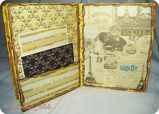 Альбомчик в желто-черных тонах, под настроение! фото 7
