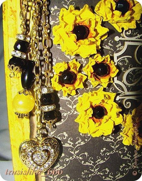 Альбомчик в желто-черных тонах, под настроение! фото 9