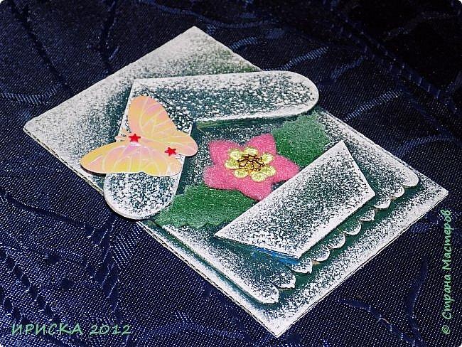 Приветствую всех гостей моей странички!!! Я сегодня с очередной серией АТС. Заготовки сувенирных домиков лежали с прошлого года, по образу и подобию сделаны мои карточки и все вместе покрашены. По ходу работы над карточками родились еще маленькие домики для цветочных вазонов, но обо всём по порядку. К выбору карточек приглашаю Элайджу и Svetlana Ch. фото 8