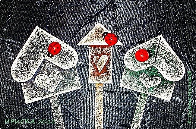 Приветствую всех гостей моей странички!!! Я сегодня с очередной серией АТС. Заготовки сувенирных домиков лежали с прошлого года, по образу и подобию сделаны мои карточки и все вместе покрашены. По ходу работы над карточками родились еще маленькие домики для цветочных вазонов, но обо всём по порядку. К выбору карточек приглашаю Элайджу и Svetlana Ch. фото 14