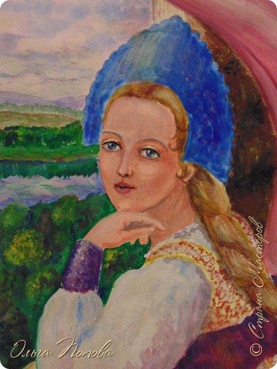 Познакомьтесь - это Василиса. Она немного подумает, и начнёт рассказывать сказку. фото 4