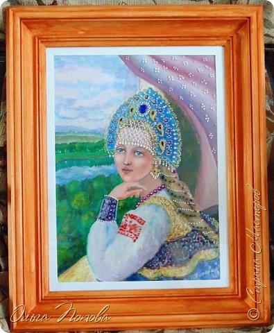 Познакомьтесь - это Василиса. Она немного подумает, и начнёт рассказывать сказку. фото 5