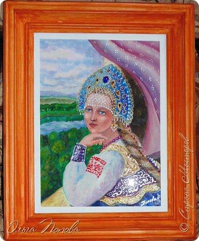 Познакомьтесь - это Василиса. Она немного подумает, и начнёт рассказывать сказку. фото 6