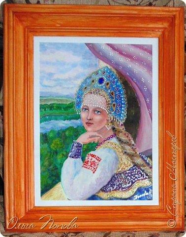 Познакомьтесь - это Василиса. Она немного подумает, и начнёт рассказывать сказку. фото 1