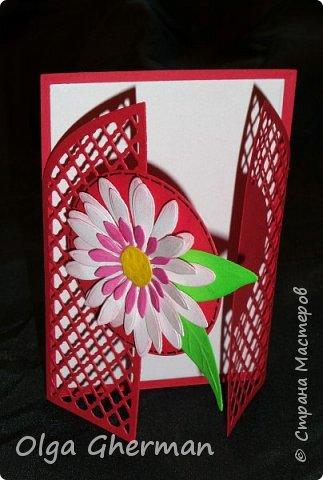 Создала новую серию резных открыток... К каждой открытке прилагается конверт в комплекте... Вот , что у меня получилось : фото 8