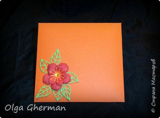 Создала новую серию резных открыток... К каждой открытке прилагается конверт в комплекте... Вот , что у меня получилось : фото 15