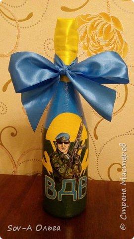 Подарочная бутылка фото 4