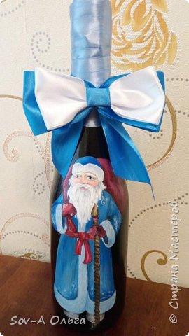 Подарочная бутылка фото 1