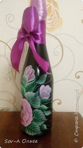 Подарочная бутылка фото 2