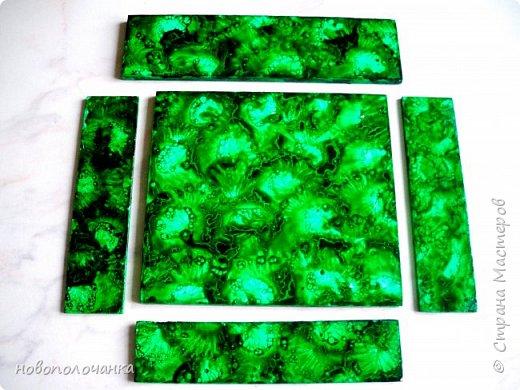 Вот и готов мой подарок племяннику,  любителю зелёного цвета. Как и из чего я её  делала,   делюсь с вами. фото 48