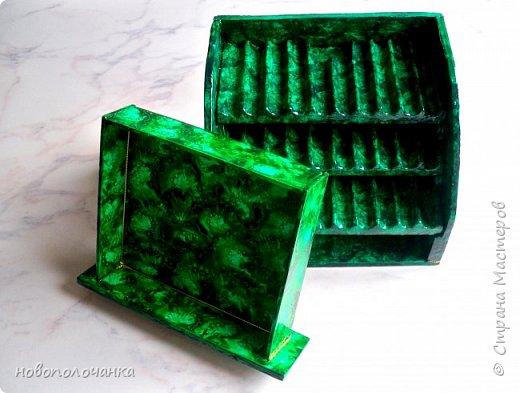 Вот и готов мой подарок племяннику,  любителю зелёного цвета. Как и из чего я её  делала,   делюсь с вами. фото 49